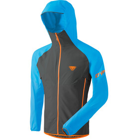 Dynafit Elevation GTX - Veste course à pied Homme - gris/bleu